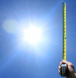 Measuring the Sun