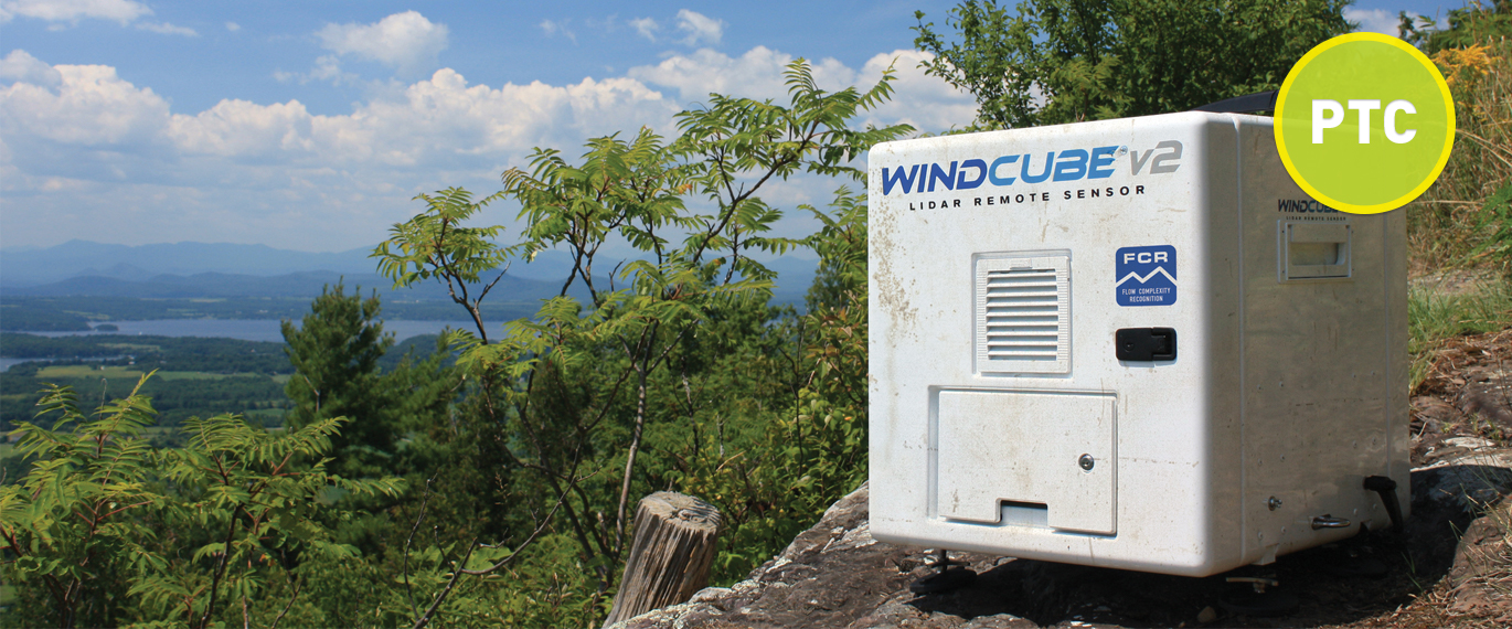White Paper: POWER PERFORMANCE TESTING WITH STAND-ALONE WINDCUBE® LIDAR