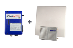 Symphonie® iPackACCESS | BGAN M2M Satellite