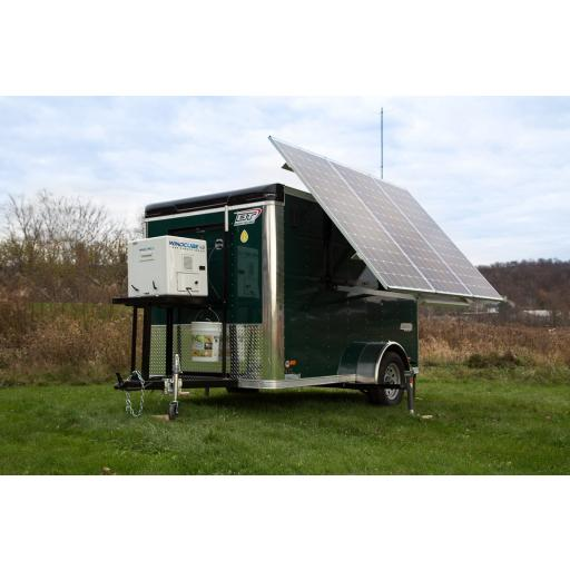 View Support Resources for Windcube Power Supply | Moderate Climate, PV, Trailer