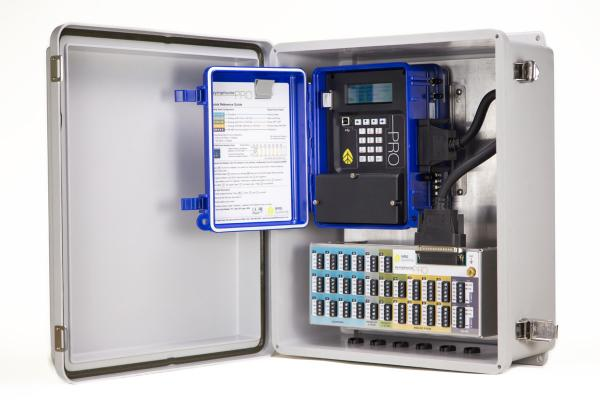 Data Panel Acquisition : Symphoniepro data logger