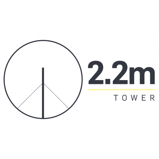 View Support Resources for 2.2m Tower