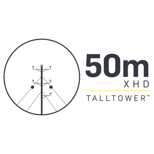View Support Resources for 50m XHD TallTower™