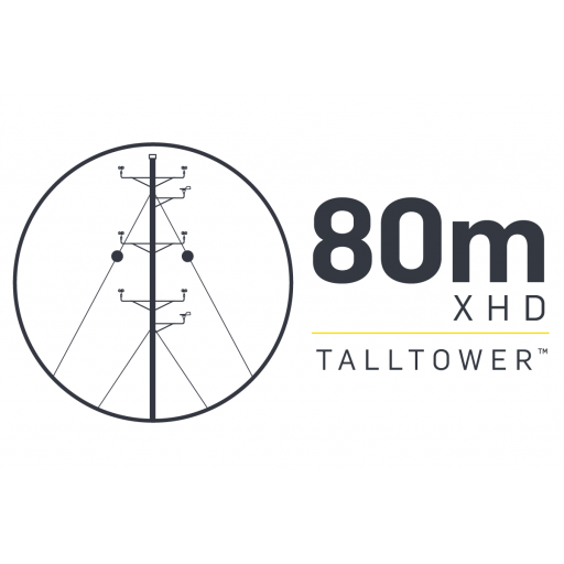 View Support Resources for 80m XHD TallTower™