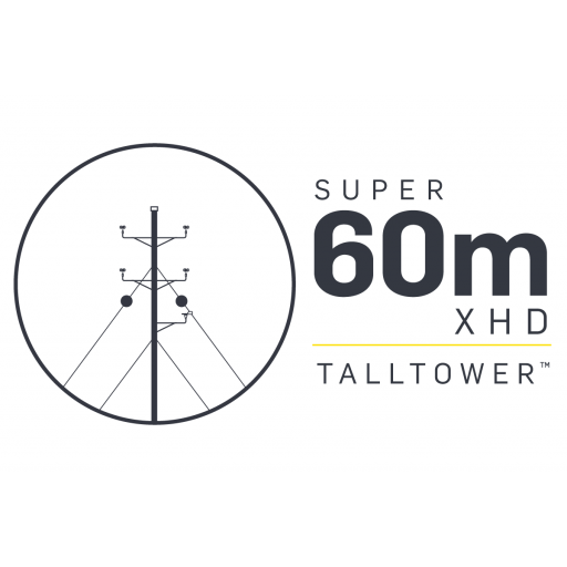 View Support Resources for Super 60m XHD TallTower™